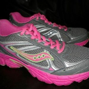 Saucony shoes girls  cohesion running